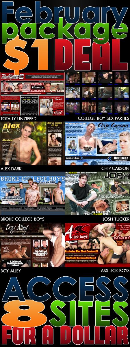 One Dollar Gay Sites